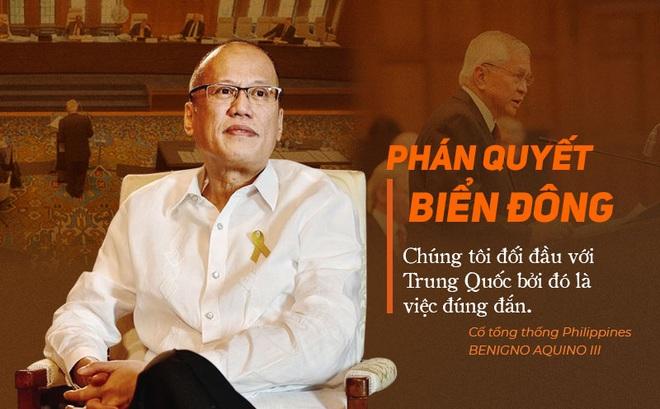 """Aquino - vị Tổng thống dám đưa Trung Quốc ra tòa và chuyện """"vượt qua nỗi sợ người khổng lồ"""""""