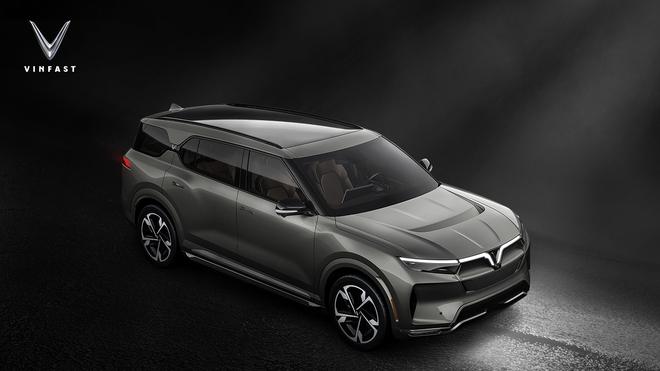 VinFast nhận được lượng đơn đặt hàng cao kỷ lục cho mẫu xe ô tô điện VF e34 - Ảnh 1.