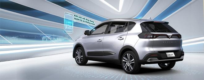 VinFast nhận được lượng đơn đặt hàng cao kỷ lục cho mẫu xe ô tô điện VF e34 - Ảnh 2.