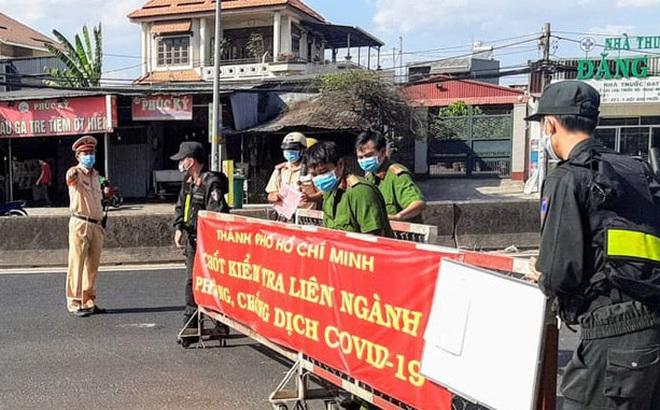 Danh sách 22 chốt kiểm soát COVID-19 đặt tại các cửa ngõ thủ đô Hà Nội