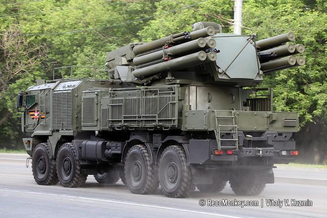 Việt Nam đã có tổ hợp phòng không Pantsir-S1, tinh hoa vũ khí Nga?