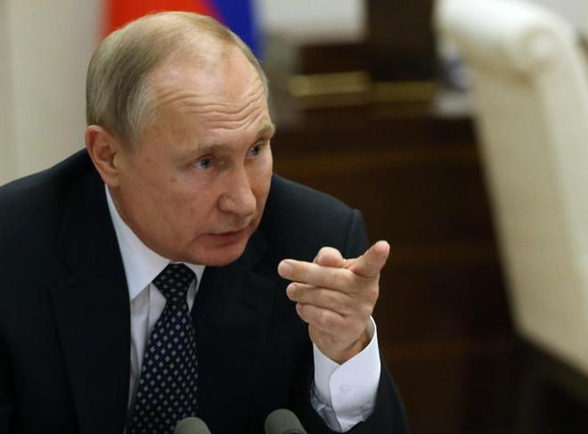 Tuyên bố lạnh lùng chưa từng thấy của TT Putin: Chiến tranh với Ukraine cận kề? - Ảnh 1.