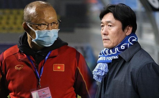 """""""Chuyên gia đấu cúp"""" người Hàn Quốc muốn giúp Thái Lan vượt mặt đội tuyển Việt Nam là ai?"""