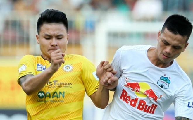 V.League 2021 muốn trở lại, tuyển Việt Nam phải hy sinh
