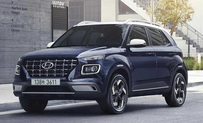 Khám phá mẫu SUV cỡ nhỏ giá 345 triệu đồng, xe Hàn giá rẻ trang bị gì? - Ảnh 7.
