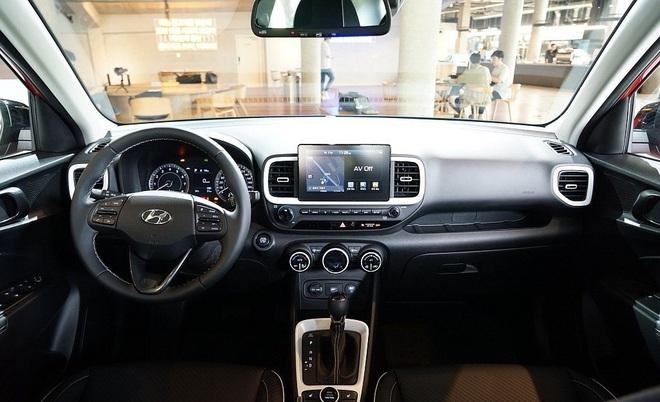 Khám phá mẫu SUV cỡ nhỏ giá 345 triệu đồng, xe Hàn giá rẻ trang bị gì? - Ảnh 6.