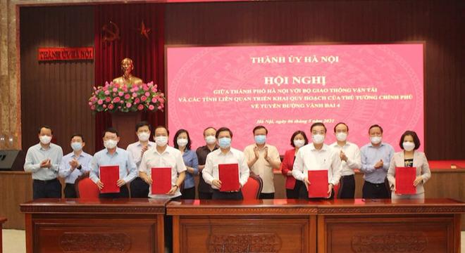 Hà Nội sắp có đường Vành đai 4 huyết mạch với tổng mức đầu tư 135.000 tỷ đồng - Ảnh 2.