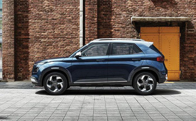 Khám phá mẫu SUV cỡ nhỏ giá 345 triệu đồng, xe Hàn giá rẻ trang bị gì?