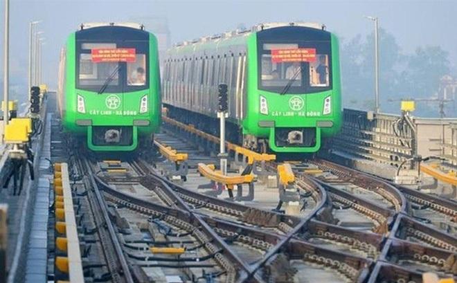 Bộ GTVT sẽ bàn giao dự án đường sắt Cát Linh - Hà Đông cho Hà Nội trong 1-2 tuần tới