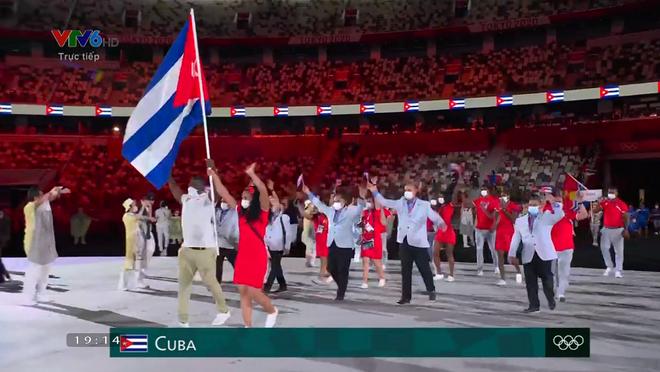 TRỰC TIẾP Lễ khai mạc Olympic 2020: VĐV Việt Nam sẵn sàng cho lễ diễu hành - Ảnh 2.