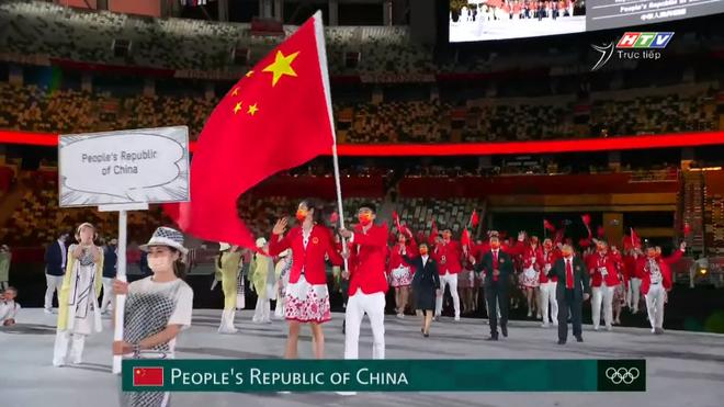 TRỰC TIẾP Lễ khai mạc Olympic 2020: VĐV Việt Nam sẵn sàng cho lễ diễu hành - Ảnh 1.