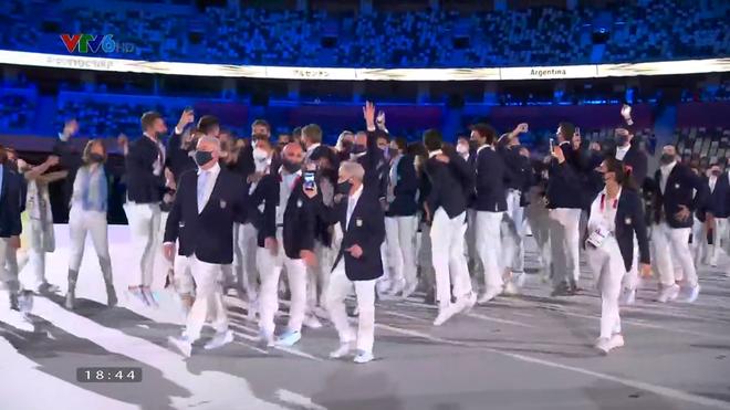 TRỰC TIẾP Lễ khai mạc Olympic 2020: Hơn 3 tiếng hoành tráng hay sự bí mật... tiết kiệm? - Ảnh 2.