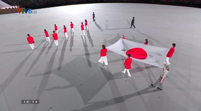 TRỰC TIẾP Lễ khai mạc Olympic 2020: Hơn 3 tiếng hoành tráng hay sự bí mật... tiết kiệm? - Ảnh 3.