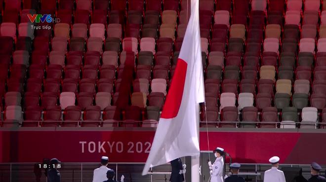 TRỰC TIẾP Lễ khai mạc Olympic 2020: Hơn 3 tiếng hoành tráng hay sự bí mật... tiết kiệm? - Ảnh 8.