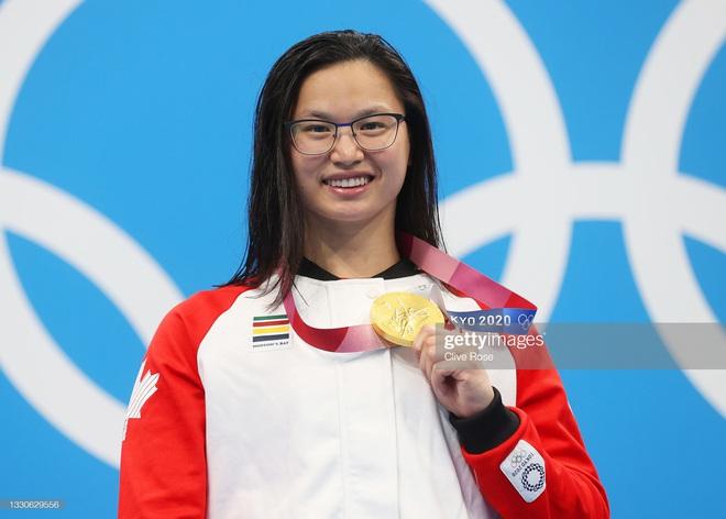 CẬP NHẬT BXH Huy chương Olympic 2020: Trung Quốc mất HCV bởi một VĐV gốc... Trung Quốc - Ảnh 1.