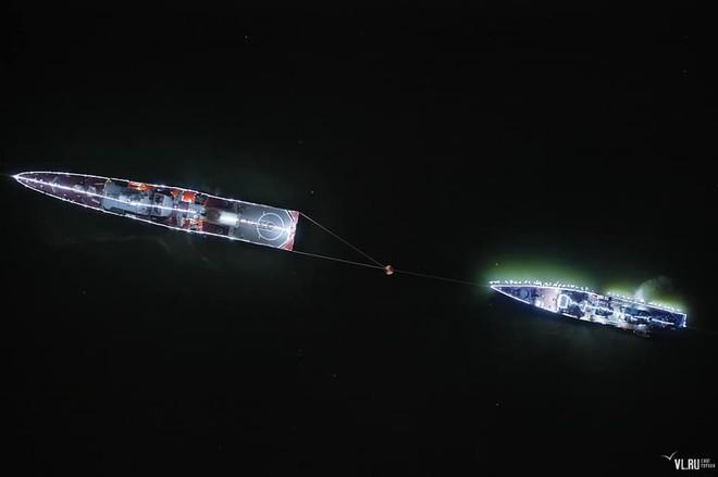 Tàu chiến hiện đại nhất Hải quân Việt Nam tuyệt đẹp ở Nga - Phòng không Syria bùng nổ, bắn hạ hàng loạt tên lửa Israel - Ảnh 4.