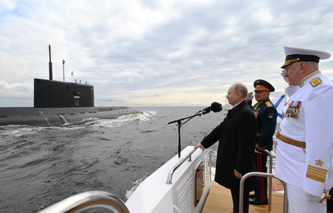 Tuyên bố chỉ một câu, TT Putin khiến tất cả kẻ thù của Nga phải run sợ! - Ảnh 1.