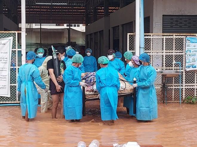 Thảm họa chồng chất ở Myanmar: Đảo chính, COVID-19 và mưa lũ - Ảnh 1.