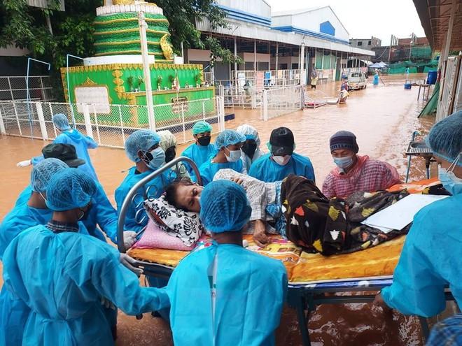 Thảm họa chồng chất ở Myanmar: Đảo chính, COVID-19 và mưa lũ - Ảnh 2.