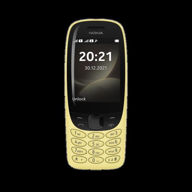 Nokia hồi sinh dòng điện thoại 6310, nhưng ngoài cái tên ra thì chỉ còn cái nịt - Ảnh 2.