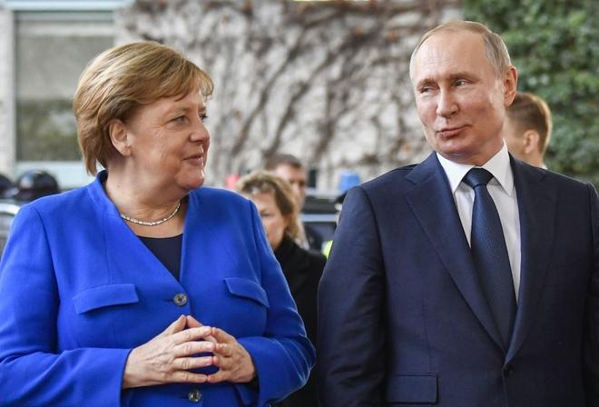 TT Putin cam kết một lời, Đức lập tức hành động khiến Nga thắng đậm trong dự án 11 tỷ USD - Syria tặng KQ Israel điều bất ngờ khó chịu - Ảnh 1.