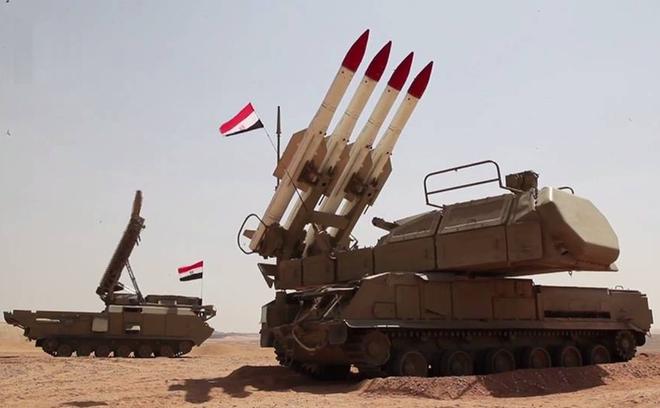 TT Putin ra lệnh, tướng Shoigu thần tốc thực thi, Israel nhận cú sốc choáng váng - Phòng không Syria lập kỳ tích mới - Ảnh 1.