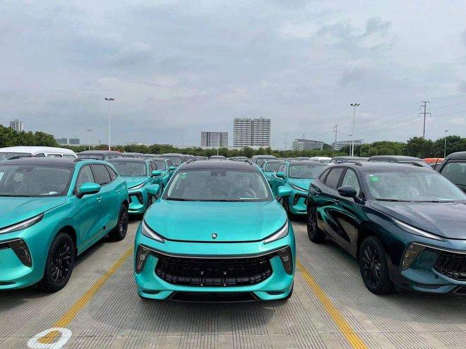 Ô tô Trung Quốc rẻ hơn Honda CR