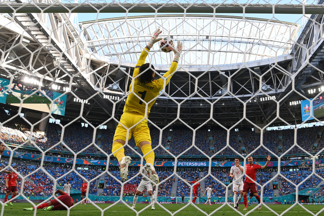 Thủ môn lên thần, Thụy Sĩ vẫn gục ngã sau 120 phút kiên cường trước Tây Ban Nha - Ảnh 5.