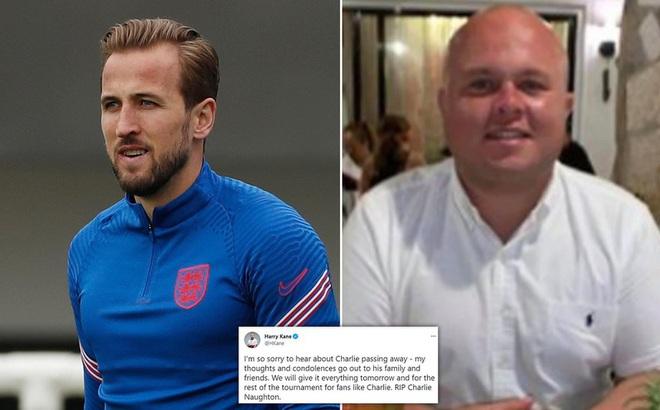 Cổ động viên đột tử khi đang ăn mừng bàn thắng của đội tuyển Anh
