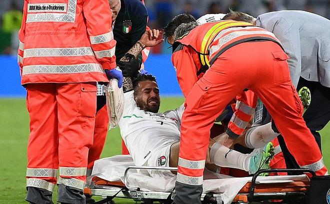 Ngôi sao tuyển Italia gặp hạn nặng: Nghỉ 5-6 tháng!