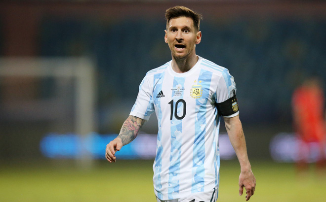 Cuộc đua Vua phá lưới Copa America 2021: Messi