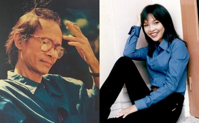 Hiền Thục kể chuyện được nhạc sĩ Trịnh Công Sơn vẽ tranh năm 16 tuổi