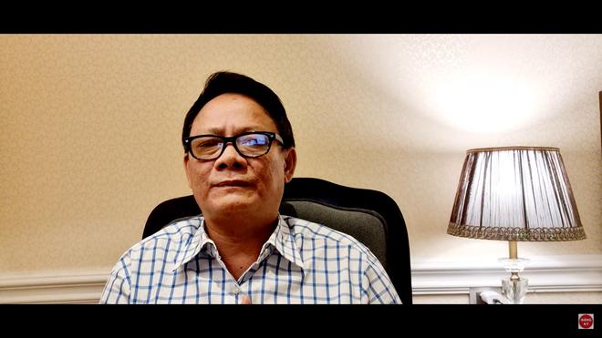 Nghệ sĩ Tấn Hoàng: Cộng đồng mạng yêu cầu tôi xin lỗi Hoài Linh nên tôi phải xin lỗi - Ảnh 1.