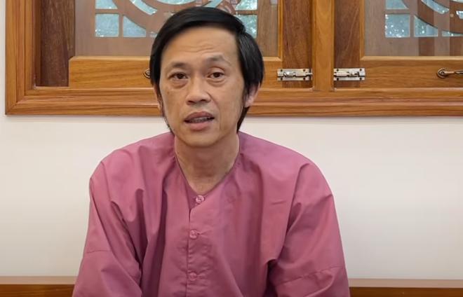 Nghệ sĩ Tấn Hoàng: Cộng đồng mạng yêu cầu tôi xin lỗi Hoài Linh nên tôi phải xin lỗi - Ảnh 3.