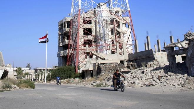 NÓNG: Taliban tấn công trụ sở Liên hợp quốc ở Heratm, cấp tốc giải vây - Tàu Israel bị săn diệt, quốc tế sôi sục - Ảnh 1.
