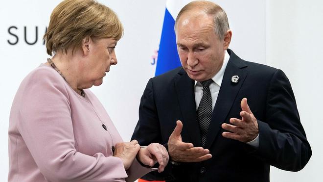 Cuộc nói chuyện với ông Putin kích động Thủ tướng Đức - Israel được bật đèn xanh, đòn trả đũa sấm sét vào Iran sắp bắt đầu? - Ảnh 1.