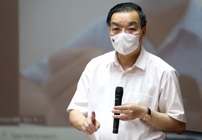 Hà Nội yêu cầu kiểm soát chặt việc giãn cách xã hội. Bình Dương xin tiêm thử nghiệm vắc xin Nano Covax cho 200.000 công nhân - Ảnh 1.
