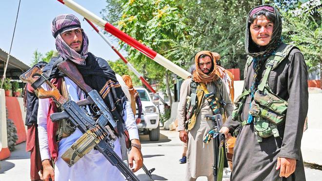 Afghanistan thời Taliban 2.0: Phương Tây mất vị thế - Nga, Trung Quốc sẽ thuận nước đẩy thuyền? - Ảnh 2.