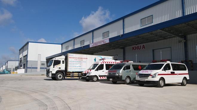 Hai nhân viên bán hàng ở Vinmart Hà Nội dương tính SARS-CoV-2. TP.HCM tiêm vắc xin Sinopharm trên tinh thần tự nguyện - Ảnh 2.