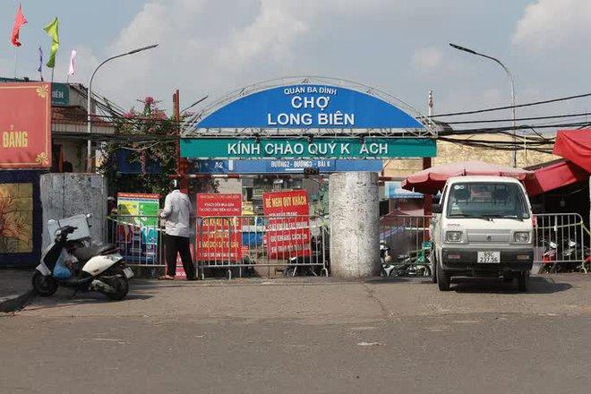 Phong toả, tạm dừng hoạt động chợ đầu mối lớn nhất Hà Nội. TP.HCM chưa tiêm vắc xin Sinopharm, sẽ tiêm trên tinh thần tự nguyện - Ảnh 1.