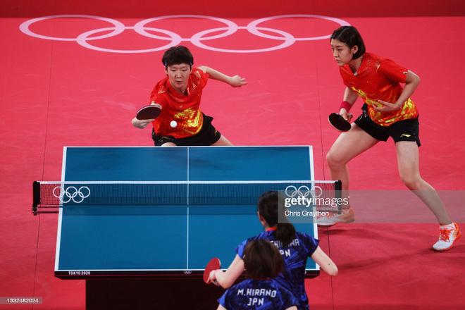 Olympic: Trung Quốc thị uy sức mạnh sau thất bại cay đắng, đòi nợ Nhật Bản thành công - Ảnh 1.