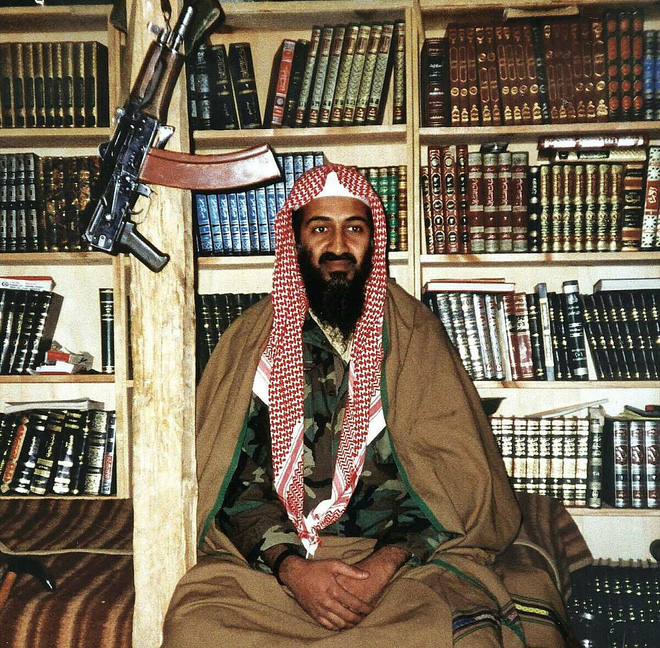 Bức thư của trùm khủng bố gửi nước Mỹ khiến Washington rúng động, lạnh gáy - Ảnh 3.