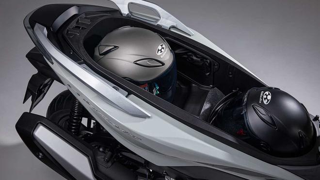 Xe máy Thái chặt đẹp Honda SH 350i, tích hợp điều khiển bằng giọng nói, bình xăng 11,7L - Ảnh 11.