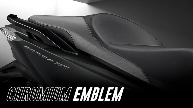 Xe máy Thái chặt đẹp Honda SH 350i, tích hợp điều khiển bằng giọng nói, bình xăng 11,7L - Ảnh 3.