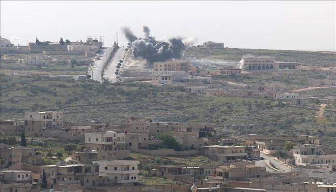 TT Putin tuyên bố tất cả rời khỏi đây, máy bay Nga lập tức giội bom xuống Syria - Hàng nghìn quân Taliban sa bẫy chỉ sau một tiếng nổ - Ảnh 1.
