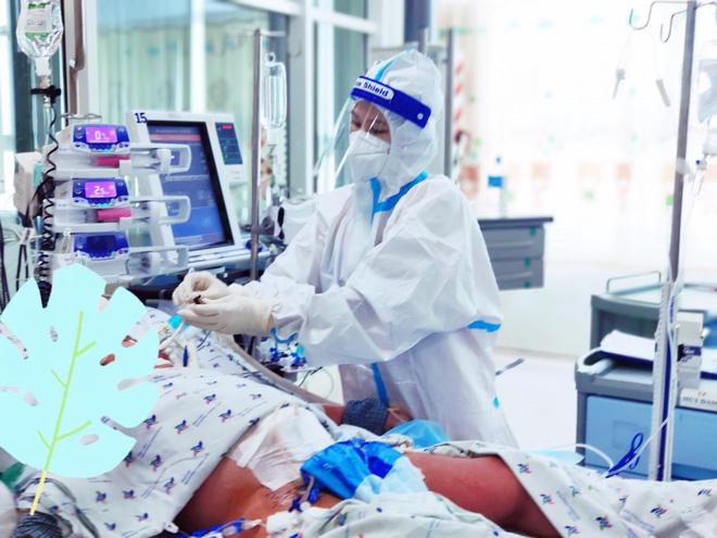Vì sao số ca mắc ở TP.HCM chưa giảm, vẫn hơn 6.000 ca/ngày?; một tài xế có thân nhiệt cao bất thường khi đi tiêm vắc xin ở Hà Nội, bỏ về quê thì phát hiện dương tính - Ảnh 1.