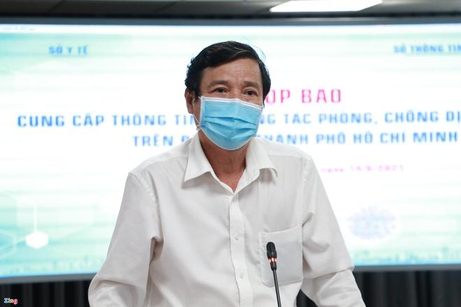 Vì sao nửa triệu người ở TP HCM chưa tiêm vaccine mũi 1? Sáng nay, Hà Nội chỉ ghi nhận thêm 2 ca Covid-19 - Ảnh 1.