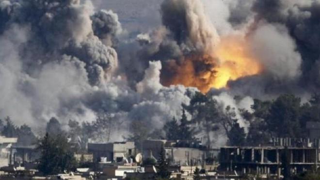 Nga dồn dập tấn công, 20 cuộc không kích lập tức vùi kẻ thù trong mưa đạn - Các cựu phi công Afghanistan cướp hàng chục máy bay từ Taliban - Ảnh 1.