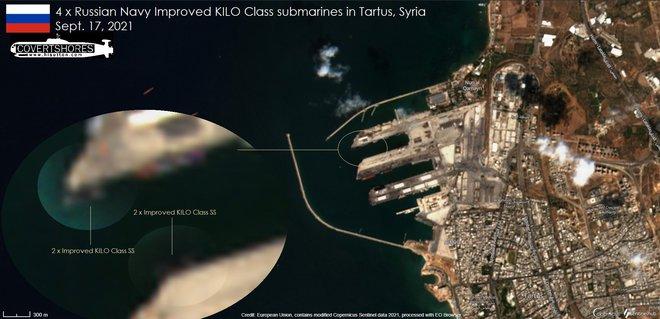 NÓNG: 4 tàu ngầm Nga vào vị trí chờ lệnh nã mưa tên lửa Kalibr vào Syria - Quả bom chiến tranh kinh thiên động địa đã xì khói - Ảnh 2.