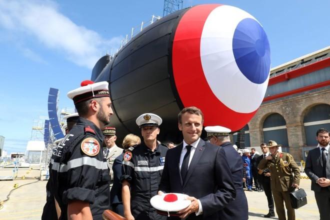 Khủng hoảng tàu ngầm Pháp-Australia: Cảnh báo nóng với Paris, hàng loạt hợp đồng sẽ sụp đổ - Lãnh đạo Pháp và Anh điện đàm - Ảnh 2.